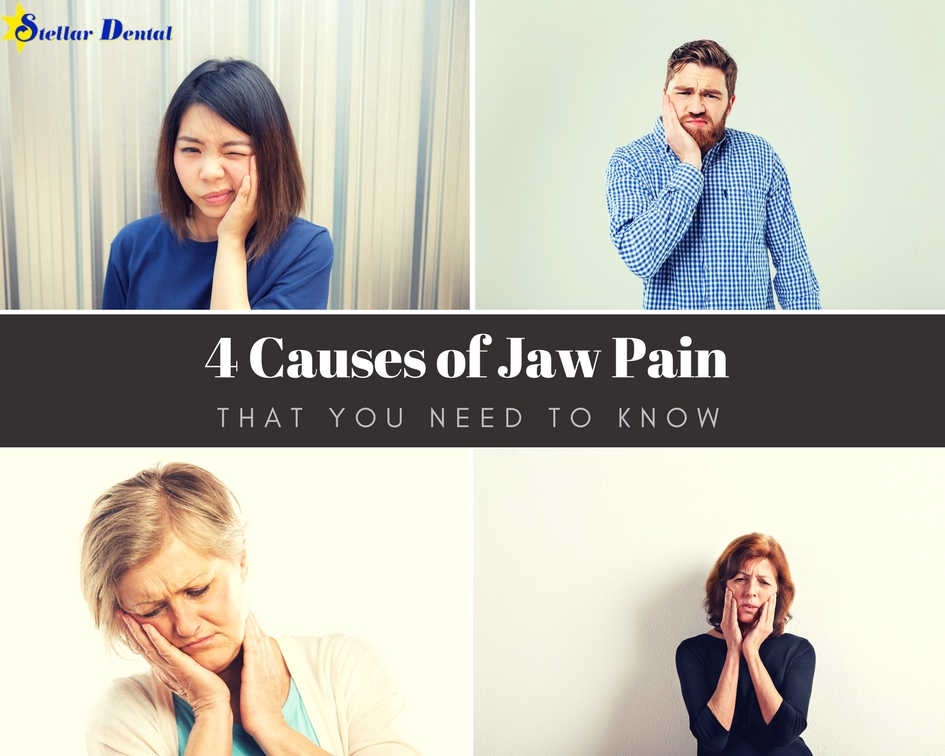Causes of Jaw Pain That You Need to Know