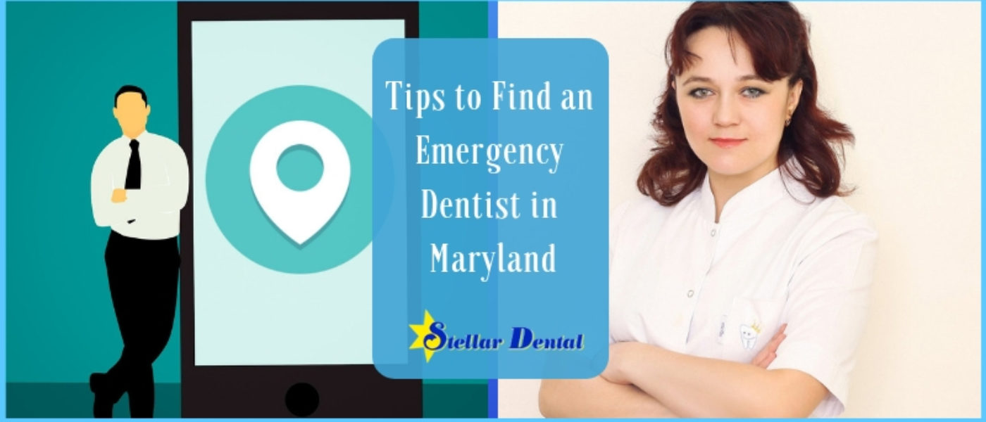 4 Tips to Find an Emergency Dentist in Maryland