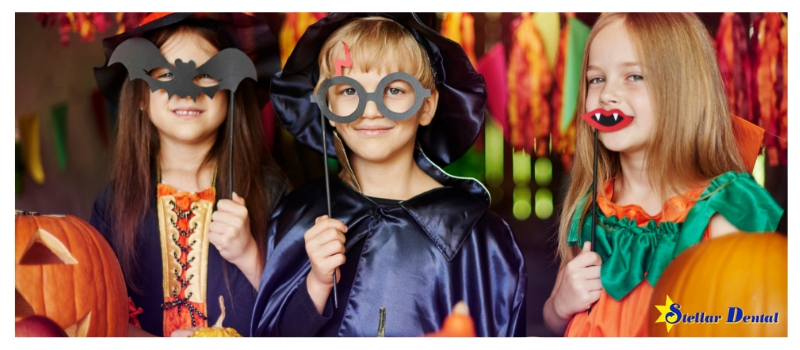 tips to save child's teeth this Halloween